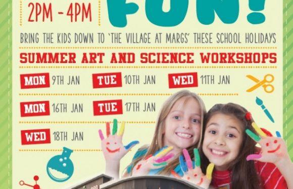 Summer Art & Science!