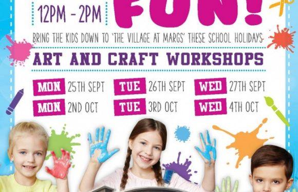 Kids Art & Craft Workshops