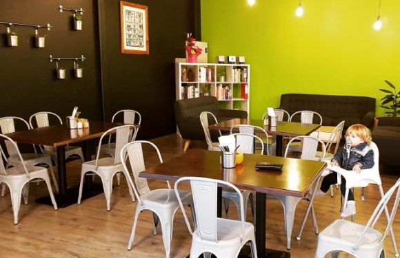 MARGS CAFE – NOW OPEN